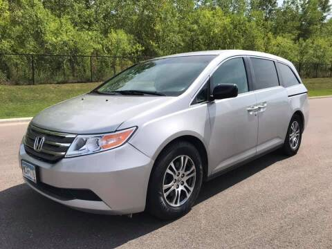 2011 Honda Odyssey for sale at Angies Auto Sales LLC in Newport MN