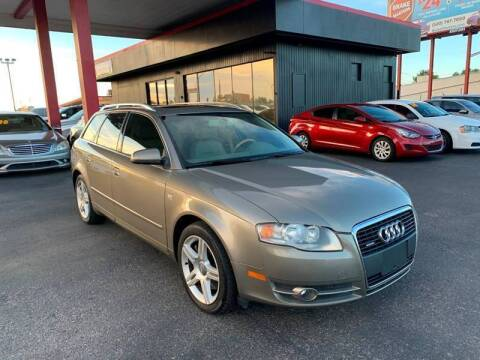 2006 Audi A4 for sale at JQ Motorsports East in Tucson AZ