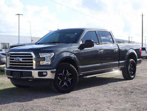 2016 Ford F-150 for sale at BIG STAR HYUNDAI in Houston TX