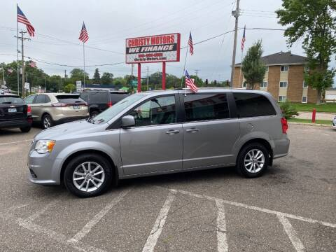 2018 Dodge Grand Caravan for sale at Christy Motors in Crystal MN