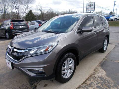 2016 Honda CR-V for sale at High Country Motors in Mountain Home AR