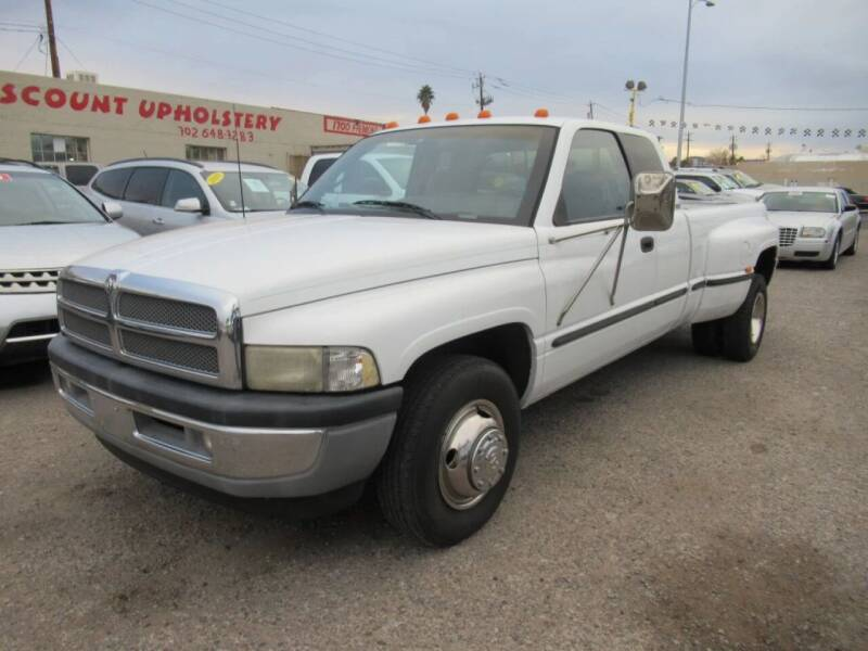 1998 Dodge Ram Pickup 3500 for sale in Las Vegas, NV