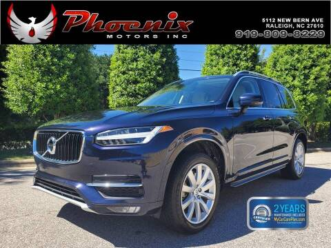 2016 Volvo XC90 for sale at Phoenix Motors Inc in Raleigh NC