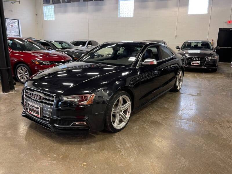2014 Audi S5 for sale at CarNova in Sterling Heights MI
