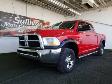 2011 RAM Ram Pickup 2500 for sale at SULLIVAN MOTOR COMPANY INC. in Mesa AZ