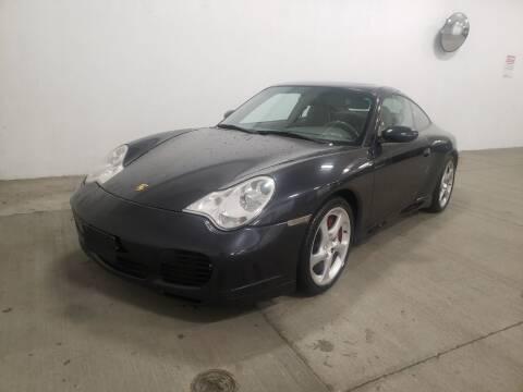 2004 Porsche 911 for sale at Painlessautos.com in Bellevue WA