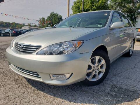 2005 Toyota Camry for sale at BBC Motors INC in Fenton MO