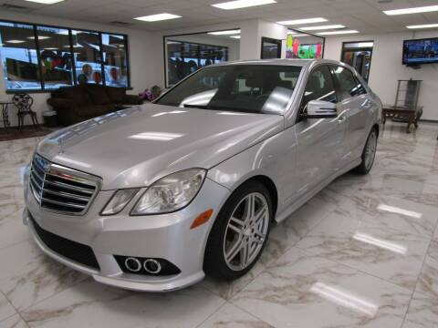 2010 Mercedes-Benz E-Class for sale at Dealer One Auto Credit in Oklahoma City OK