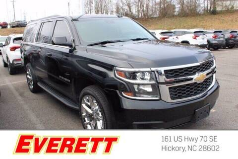 2019 Chevrolet Suburban for sale at Everett Chevrolet Buick GMC in Hickory NC