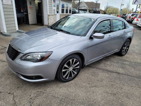 2013 Chrysler 200 for sale at 1st Quality Auto in Milwaukee WI