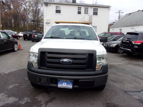 2012 Ford F-150 for sale at Balic Autos Inc in Lanham MD