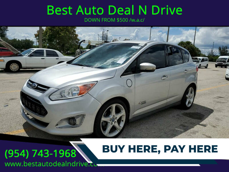2013 Ford C-MAX Energi for sale at Best Auto Deal N Drive in Hollywood FL