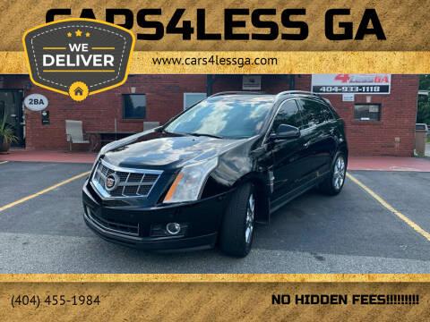 2012 Cadillac SRX for sale at Cars4Less GA in Alpharetta GA