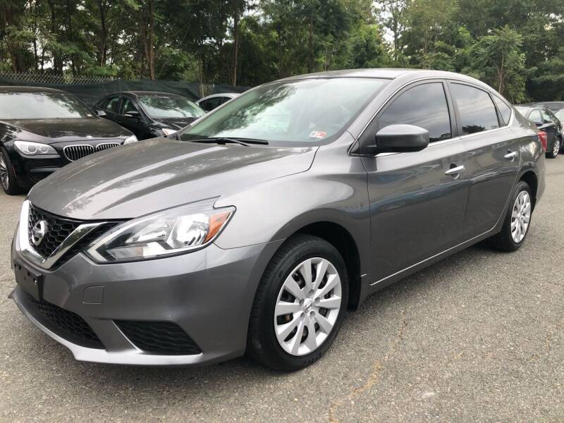 2016 Nissan Sentra for sale at Dream Auto Group in Dumfries VA