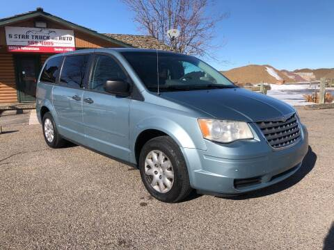 2008 Chrysler Town and Country for sale at 5 Star Truck and Auto in Idaho Falls ID