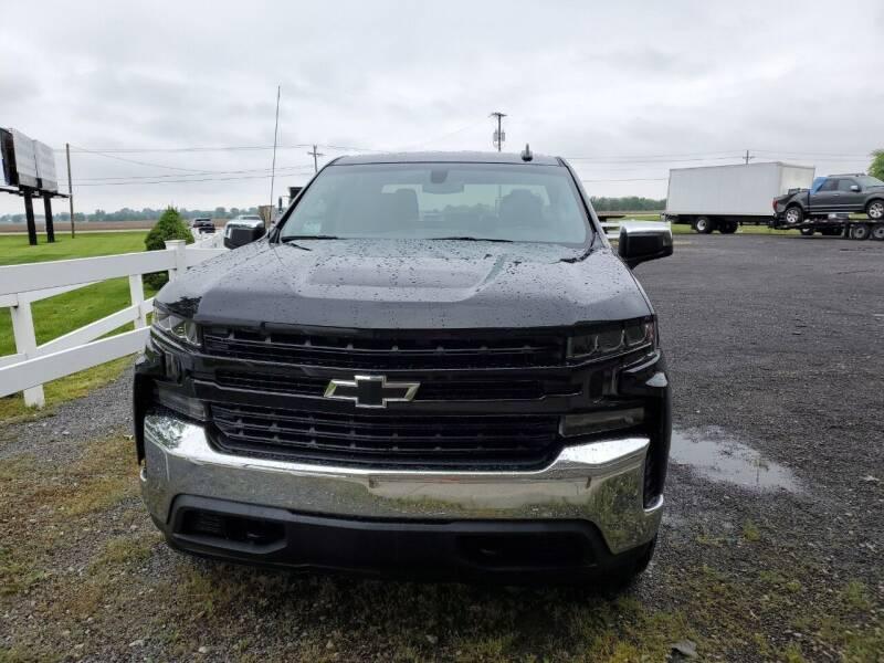 2020 Chevrolet Silverado 1500 for sale at K & G Auto Sales Inc in Delta OH