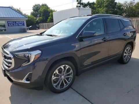 2019 GMC Terrain for sale at Kell Auto Sales, Inc - Grace Street in Wichita Falls TX