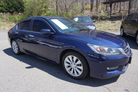 2013 Honda Accord for sale at Bloom Auto in Ledgewood NJ
