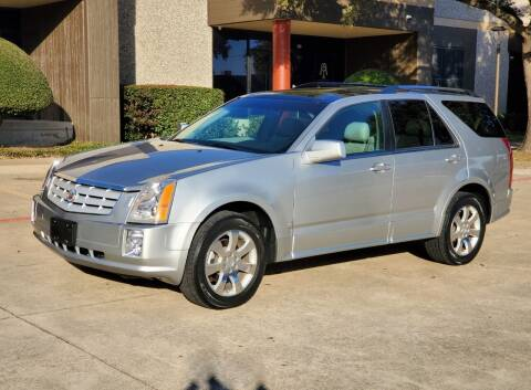2006 Cadillac SRX for sale at DFW Autohaus in Dallas TX