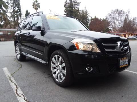 2010 Mercedes-Benz GLK for sale at ALL CREDIT AUTO SALES in San Jose CA