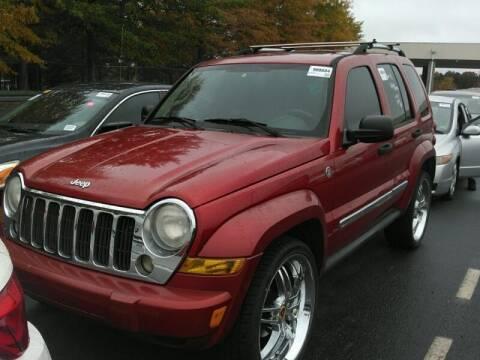 2007 Jeep Liberty for sale at DREWS AUTO SALES INTERNATIONAL BROKERAGE in Atlanta GA