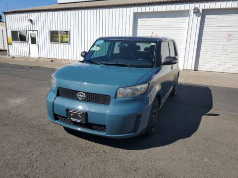 2008 Scion xB for sale at McMinnville Auto Sales LLC in Mcminnville OR