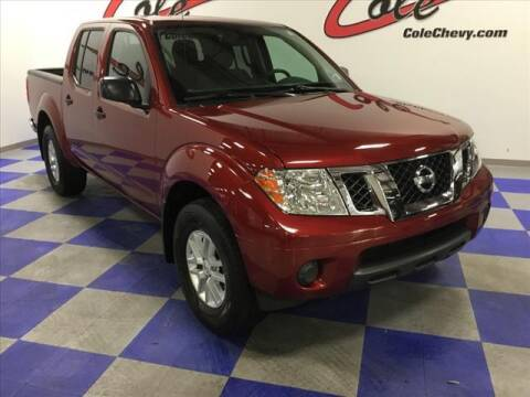 2019 Nissan Frontier for sale at Cole Chevy Pre-Owned in Bluefield WV