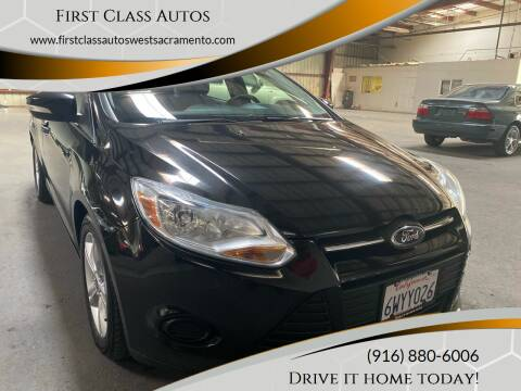 2013 Ford Focus for sale at Car Source Center in West Sacramento CA