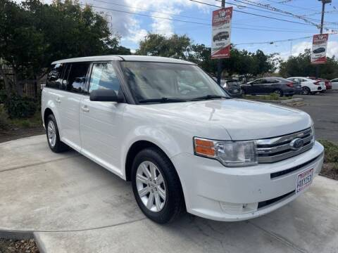 2010 Ford Flex for sale at Los Compadres Auto Sales in Riverside CA