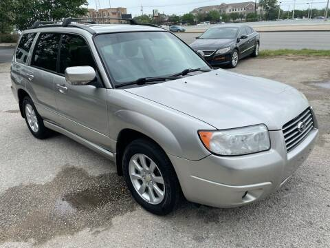 2006 Subaru Forester for sale at Austin Direct Auto Sales in Austin TX