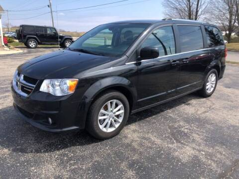2019 Dodge Grand Caravan for sale at Premier Auto Sales Inc. in Big Rapids MI