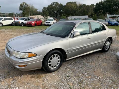 2004 Buick LeSabre for sale at Nash's Auto Sales Used Car Dealer in Milton FL