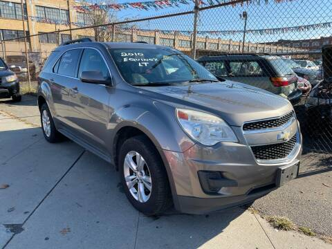2010 Chevrolet Equinox for sale at Dennis Public Garage in Newark NJ
