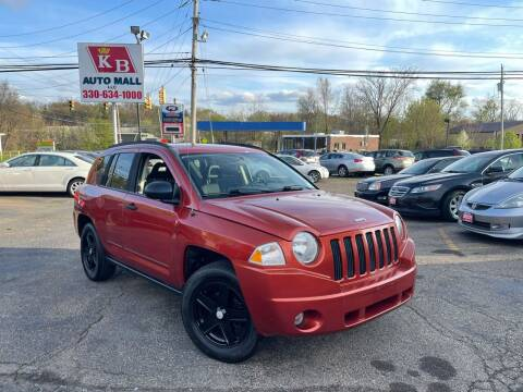 2008 Jeep Compass for sale at KB Auto Mall LLC in Akron OH