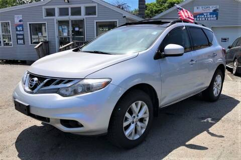 2012 Nissan Murano for sale at Top Line Import in Haverhill MA