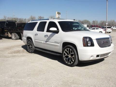 2008 GMC Yukon XL for sale at Frieling Auto Sales in Manhattan KS
