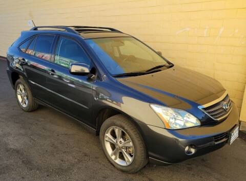 2007 Lexus RX 400h for sale at Cars To Go in Sacramento CA