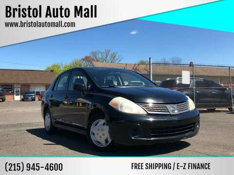 2009 Nissan Versa for sale at Bristol Auto Mall in Levittown PA