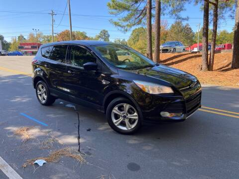 2013 Ford Escape for sale at THE AUTO FINDERS in Durham NC