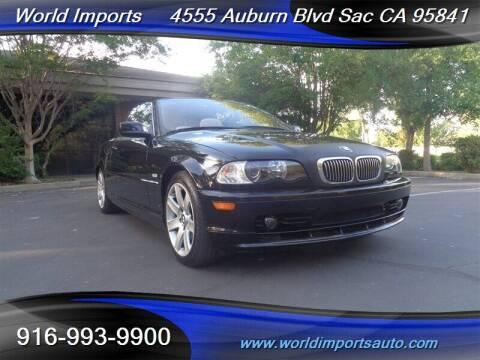 2002 BMW 3 Series for sale at World Imports in Sacramento CA