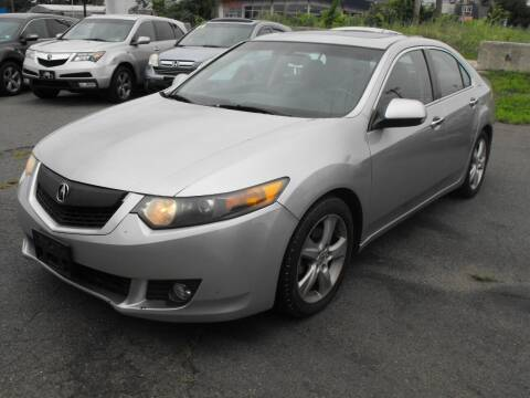 2010 Acura TSX for sale at Merrimack Motors in Lawrence MA