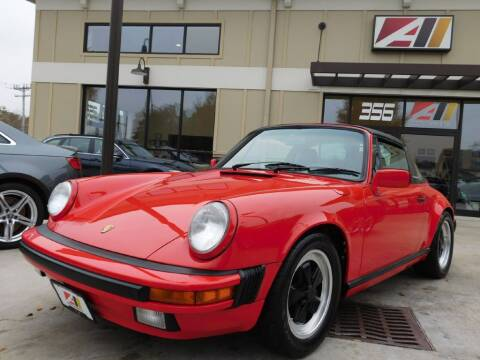 1987 Porsche 911 for sale at Auto Assets in Powell OH