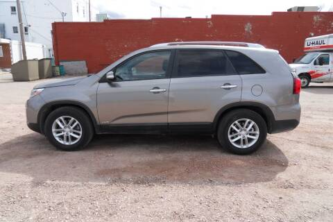 2014 Kia Sorento for sale at Paris Fisher Auto Sales Inc. in Chadron NE