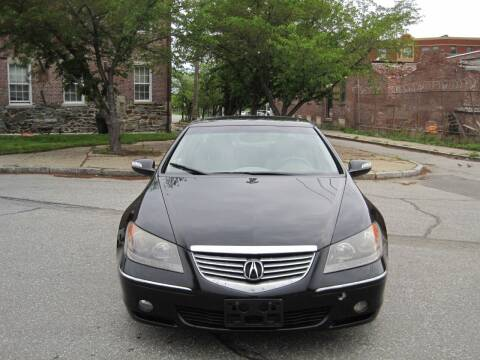 2005 Acura RL for sale at EBN Auto Sales in Lowell MA