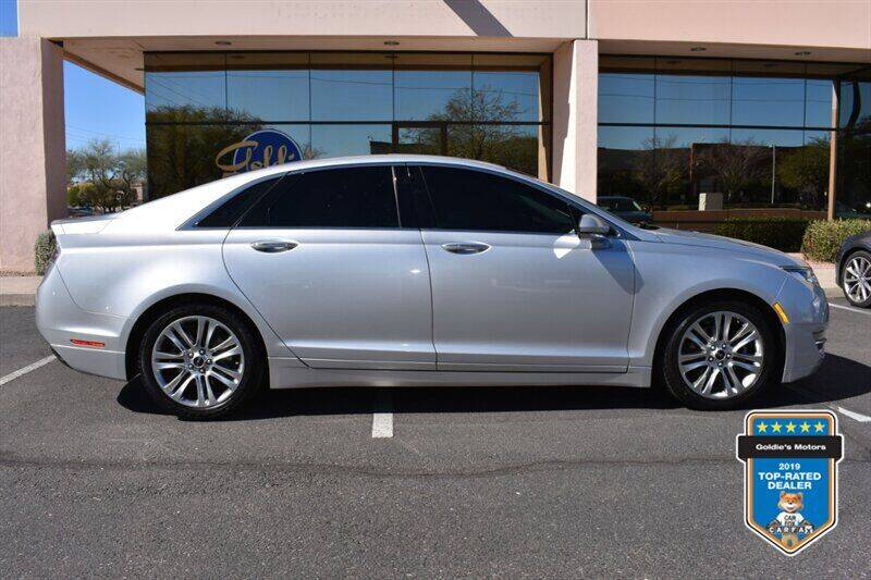 2013 Lincoln MKZ for sale at GOLDIES MOTORS in Phoenix AZ
