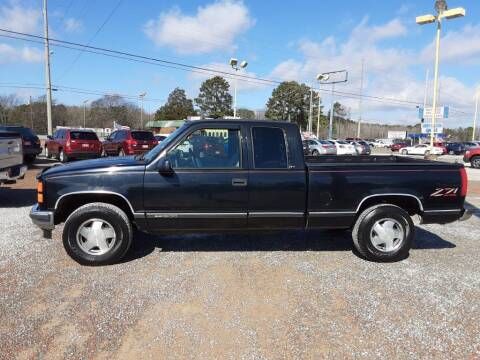 1999 GMC Sierra 1500 Classic for sale at Space & Rocket Auto Sales in Hazel Green AL