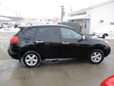 2010 Nissan Rogue for sale at ROUTE 119 AUTO SALES & SVC in Homer City PA