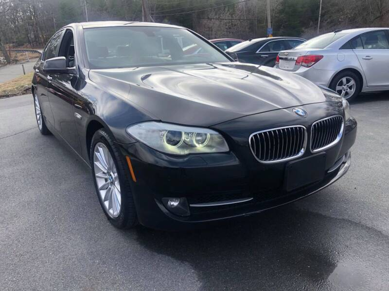 2013 BMW 5 Series for sale at Dracut's Car Connection in Methuen MA