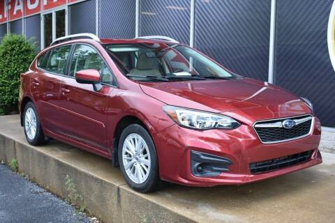 2017 Subaru Impreza for sale at Alfa Romeo & Fiat of Strongsville in Strongsville OH