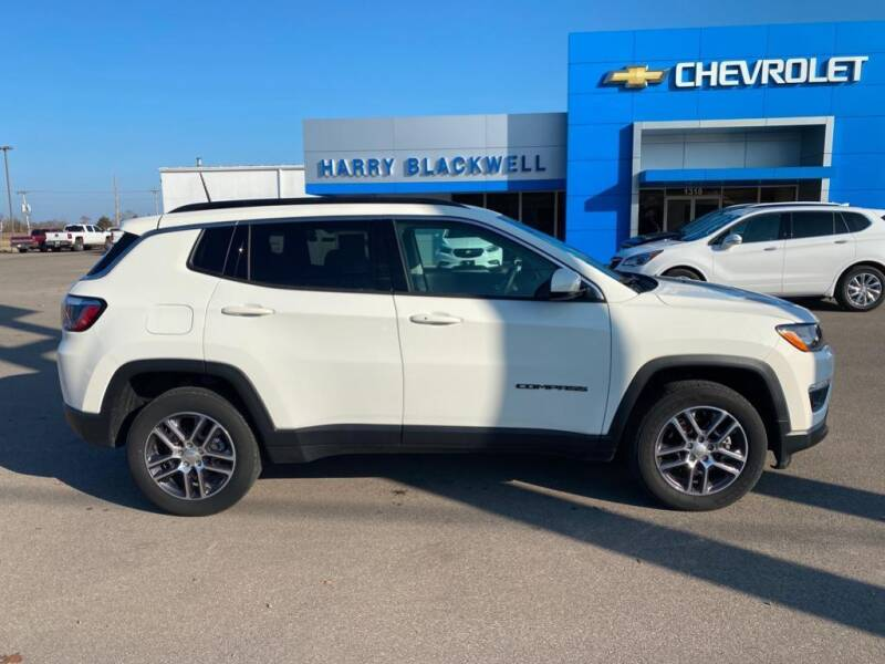2018 Jeep Compass for sale in Malden, MO